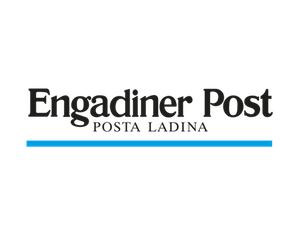 Engadiner Post is a local newspaper from Switzerland and reference by photographer Mayk Wendt.